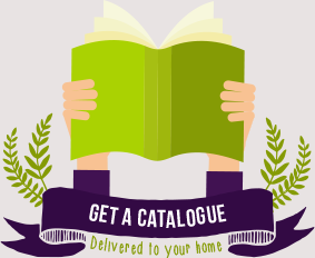 Get a catalogue delivered to your home